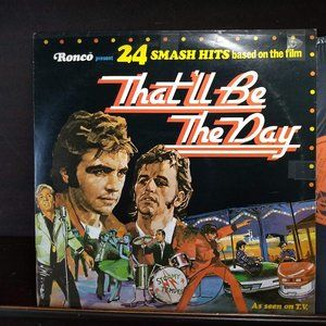 3/$25 That'll be the day soundtrack 12 in…